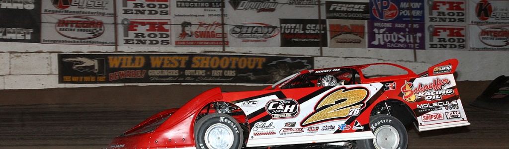 Joey Coulter explains the link to Brandon Overton; Details plans for his own racing career