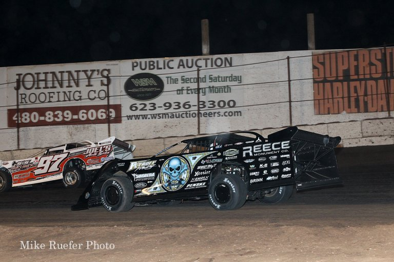 Cade Dillard and Scott Bloomquist