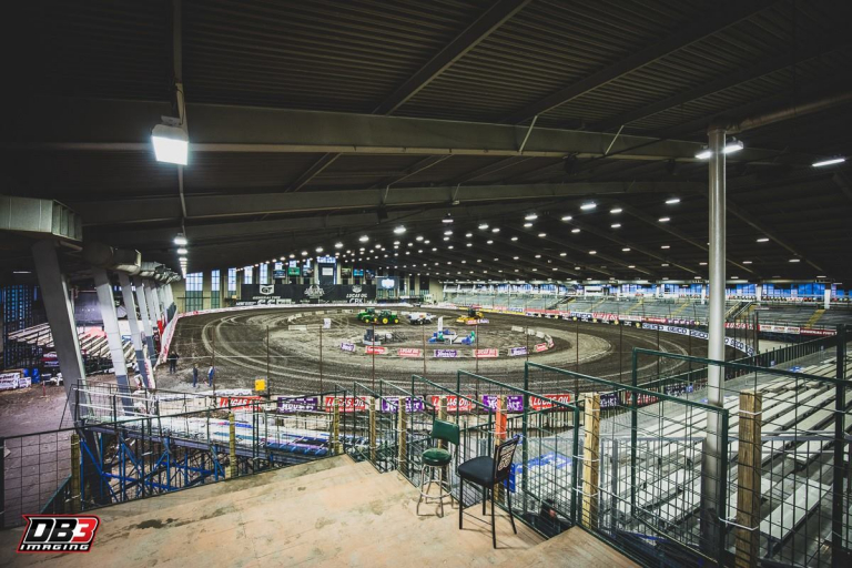 Chili Bowl Nationals - Tulsa Expo Center