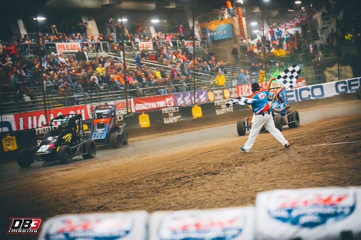 Chili Bowl Nationals - Tulsa Expo Raceway