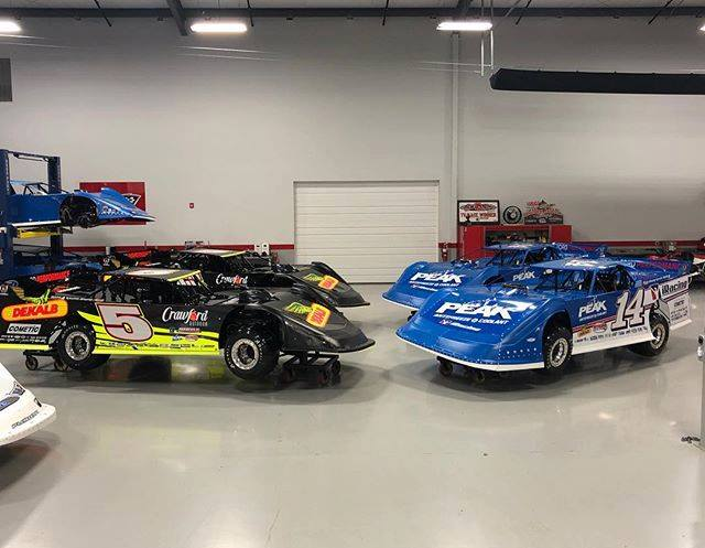 Clint Bowyer Racing 2019 paint schemes