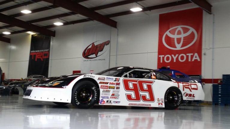 DGR-Racing Toyota - 2017
