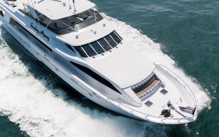 Dale Earnhardt Boat