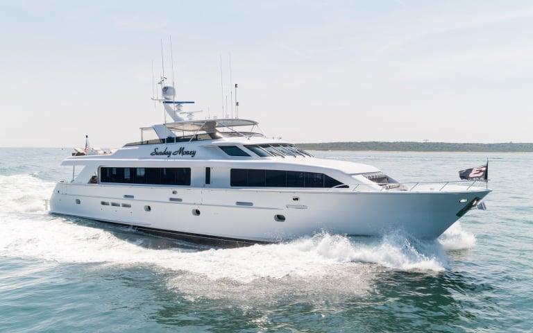 Dale Earnhardt Sr yacht