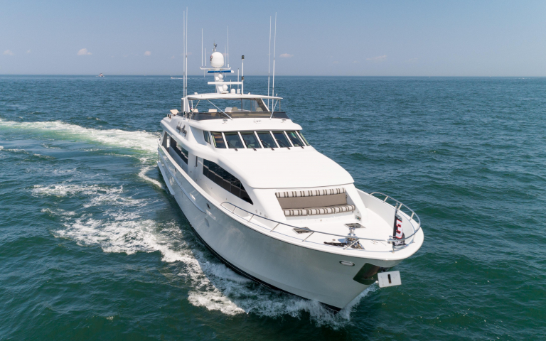 Dale Earnhardt yacht for sale