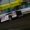 Darrell Lanigan in the 2013 Knoxville Late Model Nationals