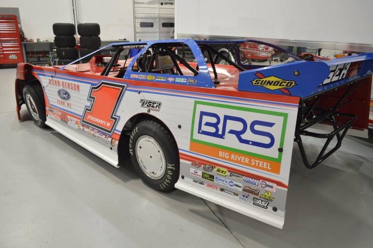 Dunn Benson Motorsports - Big River Steel