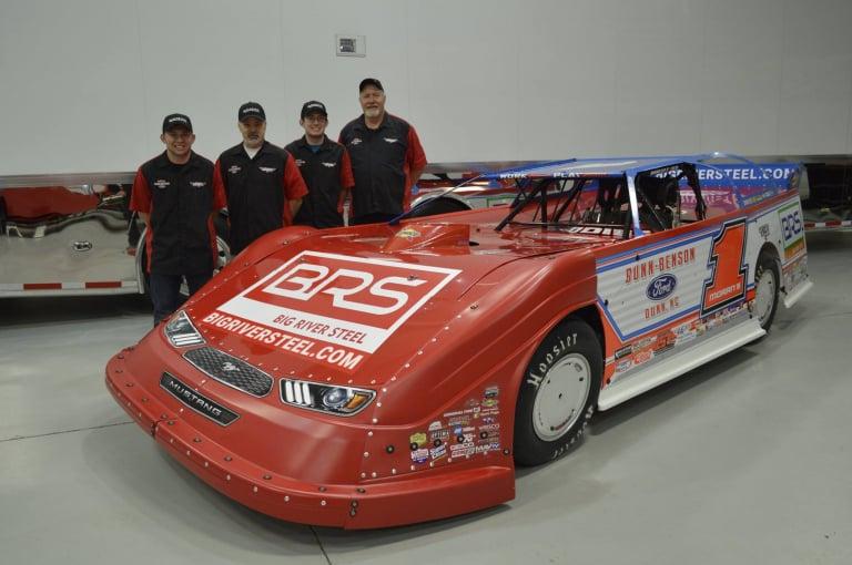 Dunn Benson Motorsports team