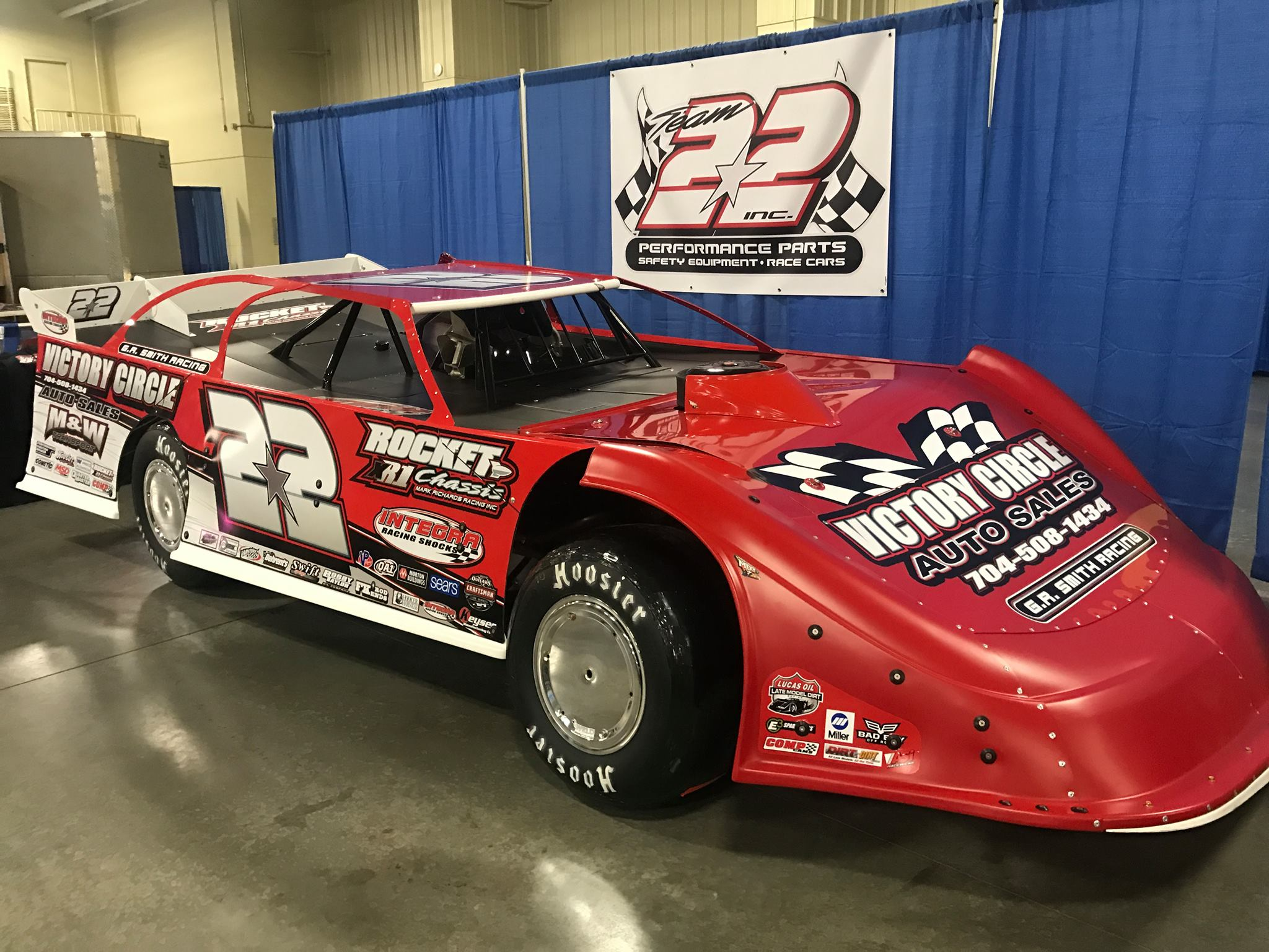 GR Smith Motorsports set for national dirt late model tour