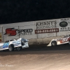 Hudson O'Neal and Cade Dillard at Arizona Speedway