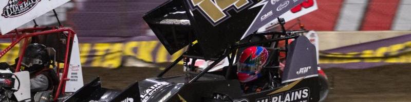 James Morris: Race winner disqualified in Tulsa Shootout