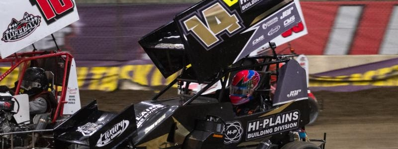 James Morris: Race winner disqualified in Tulsa Shootout
