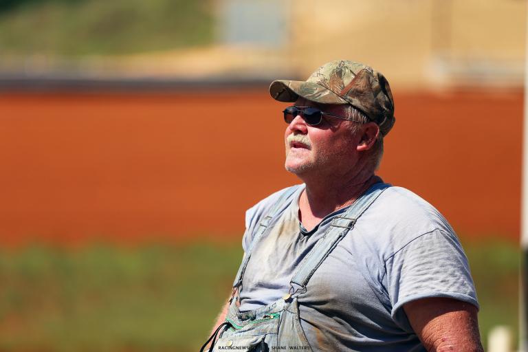 Kelvin Hampton - Owner of Mountain View Raceway in Tennessee 6857