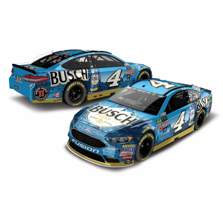 Kevin Harvick - 2018 Busch Beer Die-Cast