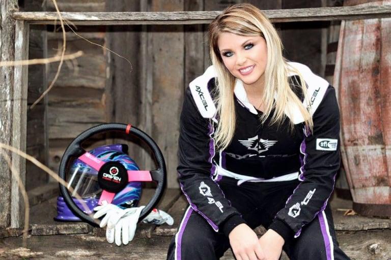 Kristen Wallace - Racing Driver