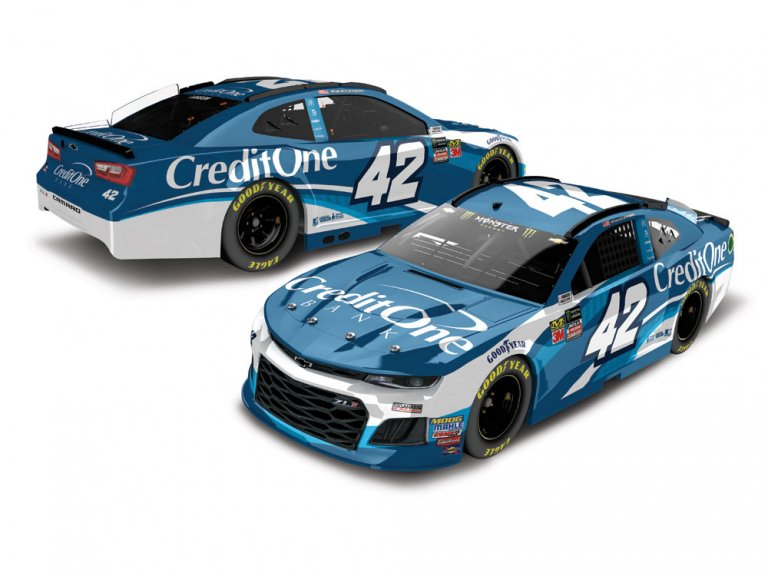 Kyle Larson - 2018 Credit One Bank Die-Cast