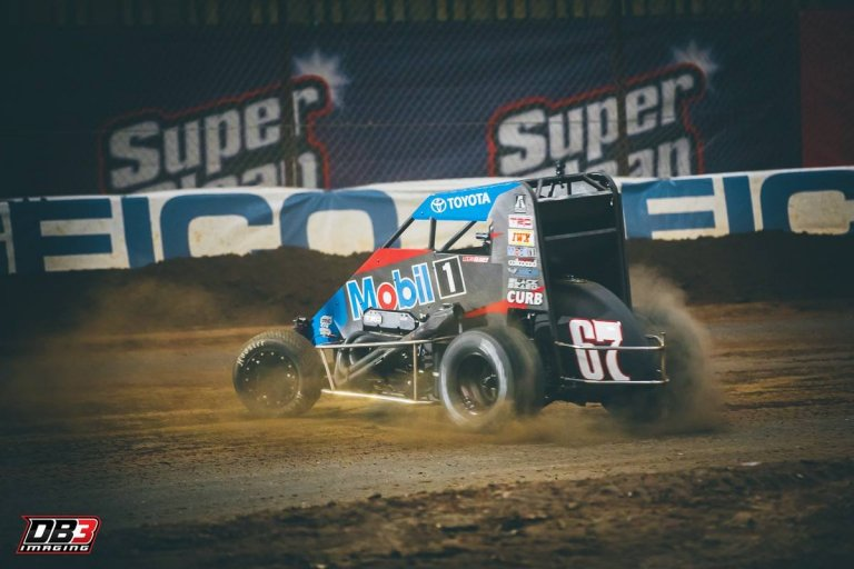 Logan Seavey - Chili Bowl Nationals