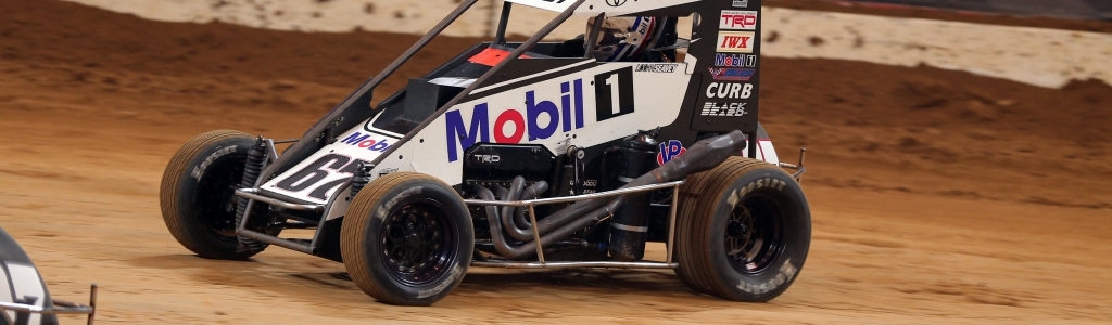 Logan Seavey talks the Gateway Dirt Nationals