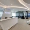 NASCAR New York office - Modern white office design