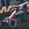 Rico Abreu in the Chili Bowl Nationals