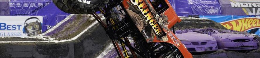 Monster Jam removed guns from trucks; Nobody noticed