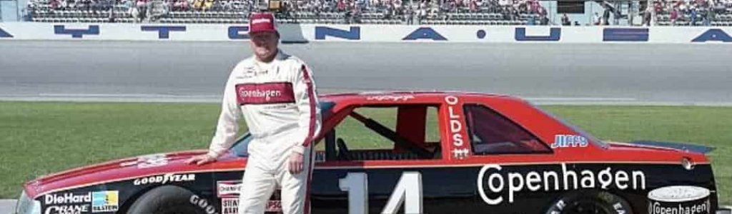 AJ Foyt comes from a different era of racing driver