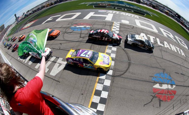 Nascar Racing Games >> Atlanta Race Results: February 24, 2019 - Racing News