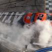 Brad Keselowski - Burnout after winning Atlanta Motor Speedway