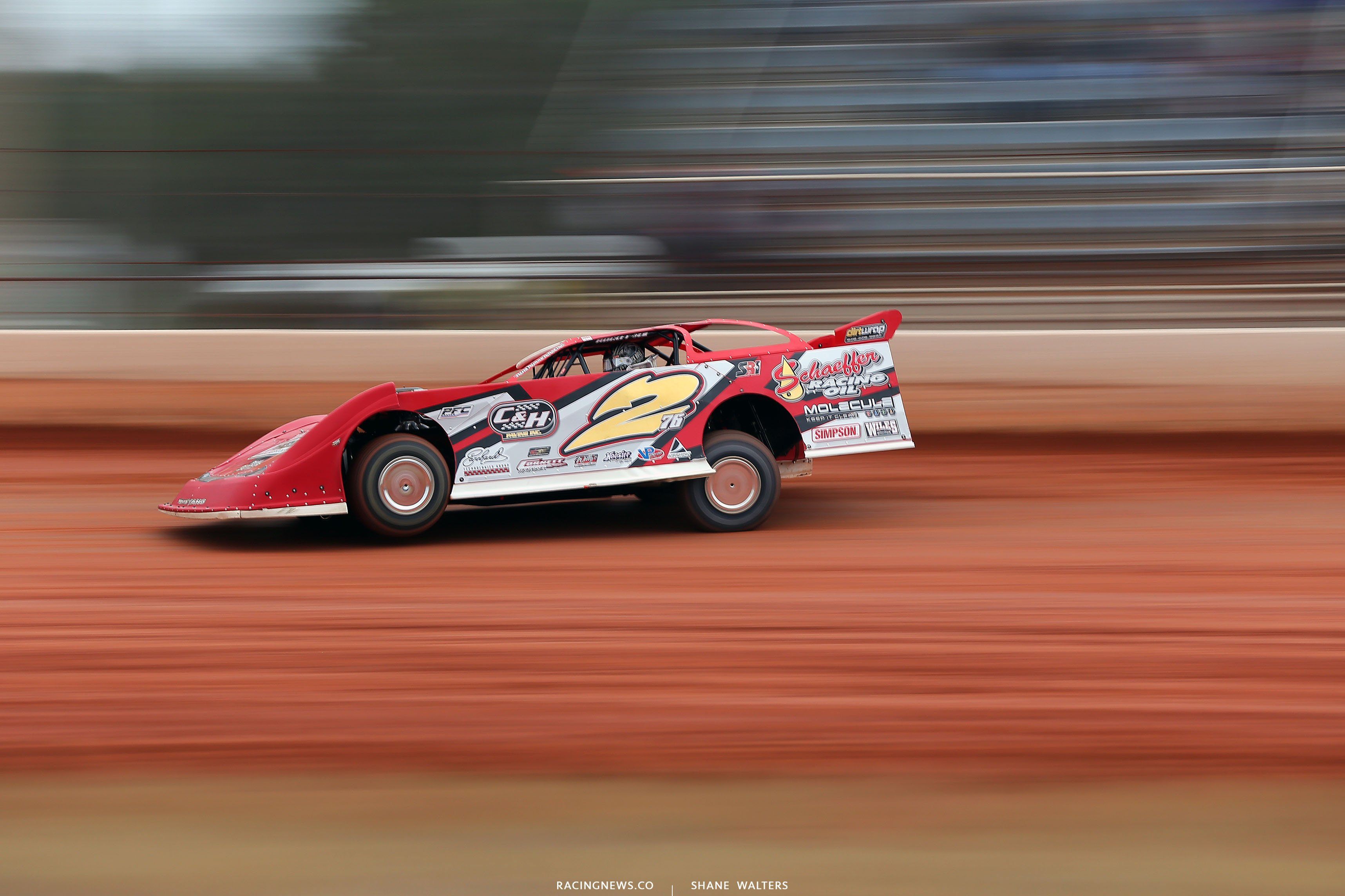 Brandon Overton talks the 2019 dirt racing season with his