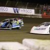 Brian Shirley and Jonathan Davenport at East Bay Raceway Park 8705