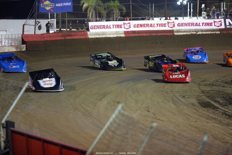 Chase Junghans leads Earl Pearson Jr, Dennis Erb Jr and Jimmy Owens at EBRP 7209