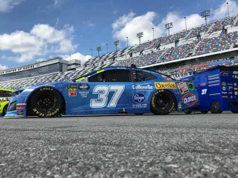 Chris Buescher - JTG Daugherty Racing