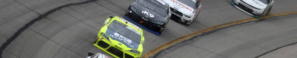 Atlanta Starting Lineup: July 10, 2021 (NASCAR Xfinity Series)
