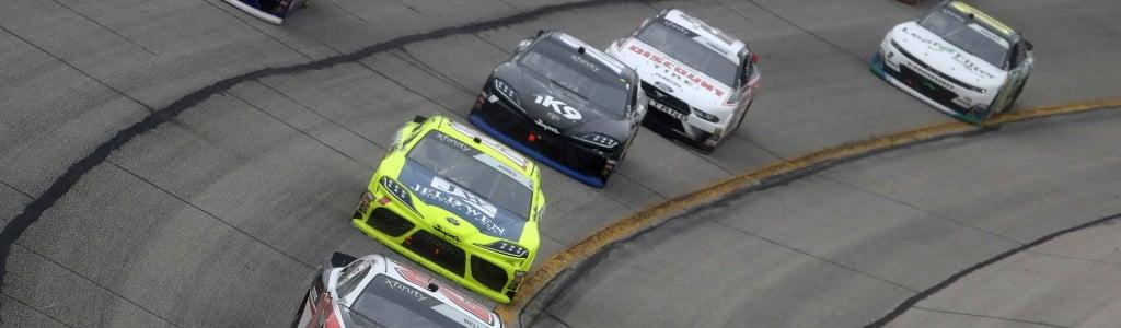 Atlanta Starting Lineup: March 20, 2021 (NASCAR Xfinity Series)