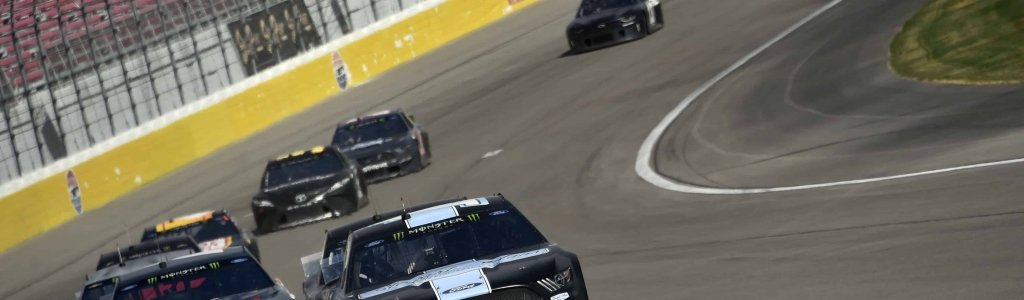 Las Vegas Motor Speedway Test Results: Jan 31-Feb 1, 2019