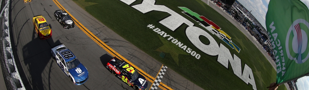 Daytona Starting Lineup: July 2019 (NASCAR Cup Series)