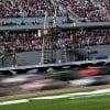 Daytona International Speedway motion blur - Daytona 500 - NASCAR