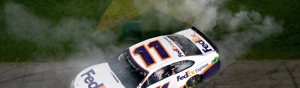 JD Gibbs was the reason Denny Hamlin was hired to drive in NASCAR for Joe Gibbs Racing