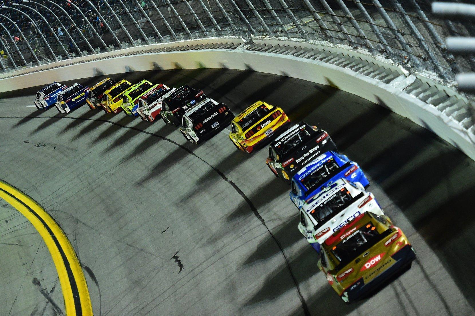 Daytona Duels Starting Lineups: February 13, 2020 (NASCAR Cup Series) - Racing News