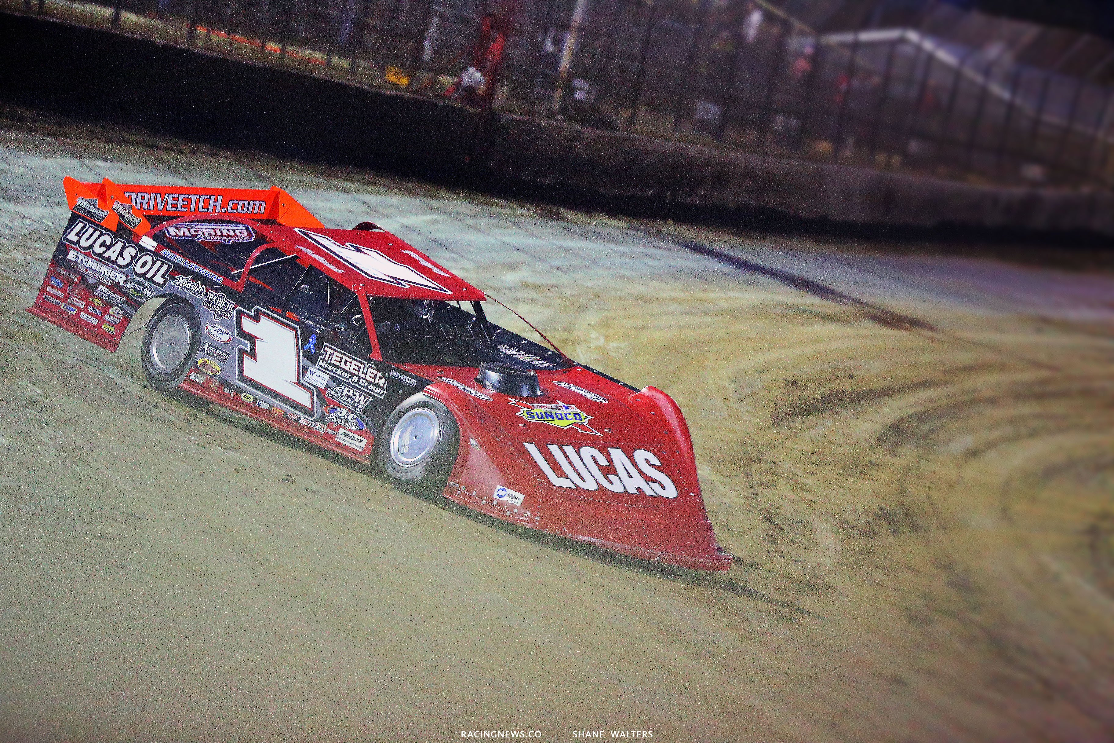 Earl Pearson Jr at East Bay Raceway Park 7006