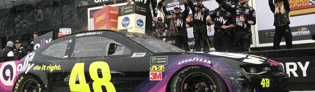 Kyle Busch has talked with Jimmie Johnson since the incident at Daytona