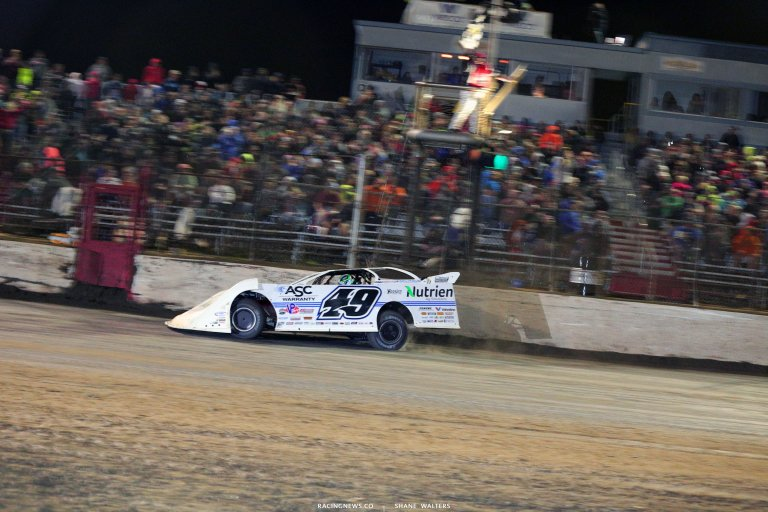 Jonathan Davenport wins at East Bay Raceway Park 0256
