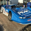 Josh Richards #14 dirt late model - Clint Bowyer Racing