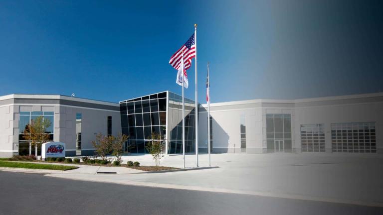 Kyle Busch Motorsports building