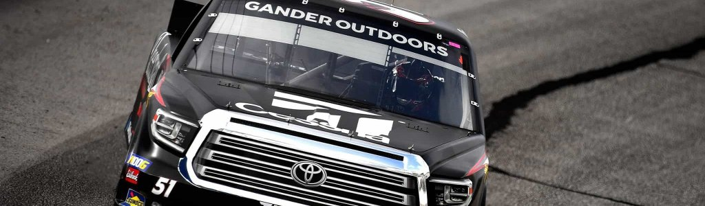 Johnny Sauter was 'kinda trying to wreck' Kyle Busch in the Atlanta truck race