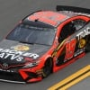 Martin Truex Jr #19 - Joe Gibbs Racing at Daytona International Speedway