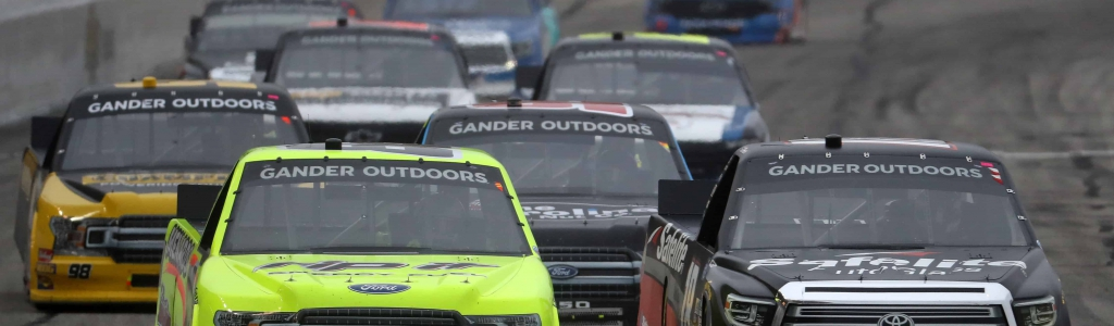 Harrison Burton to make NASCAR Xfinity Series debut at Bristol Motor Speedway