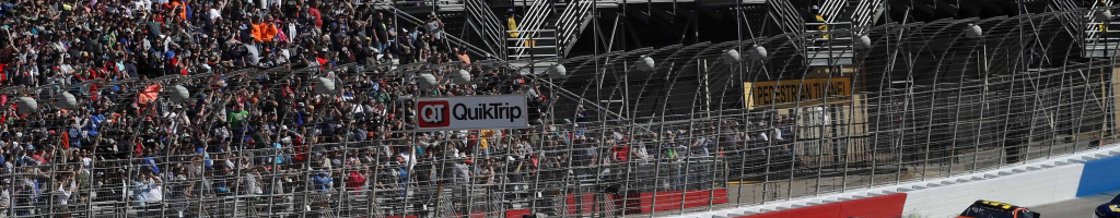 NASCAR fans banned from upcoming races due to coronavirus