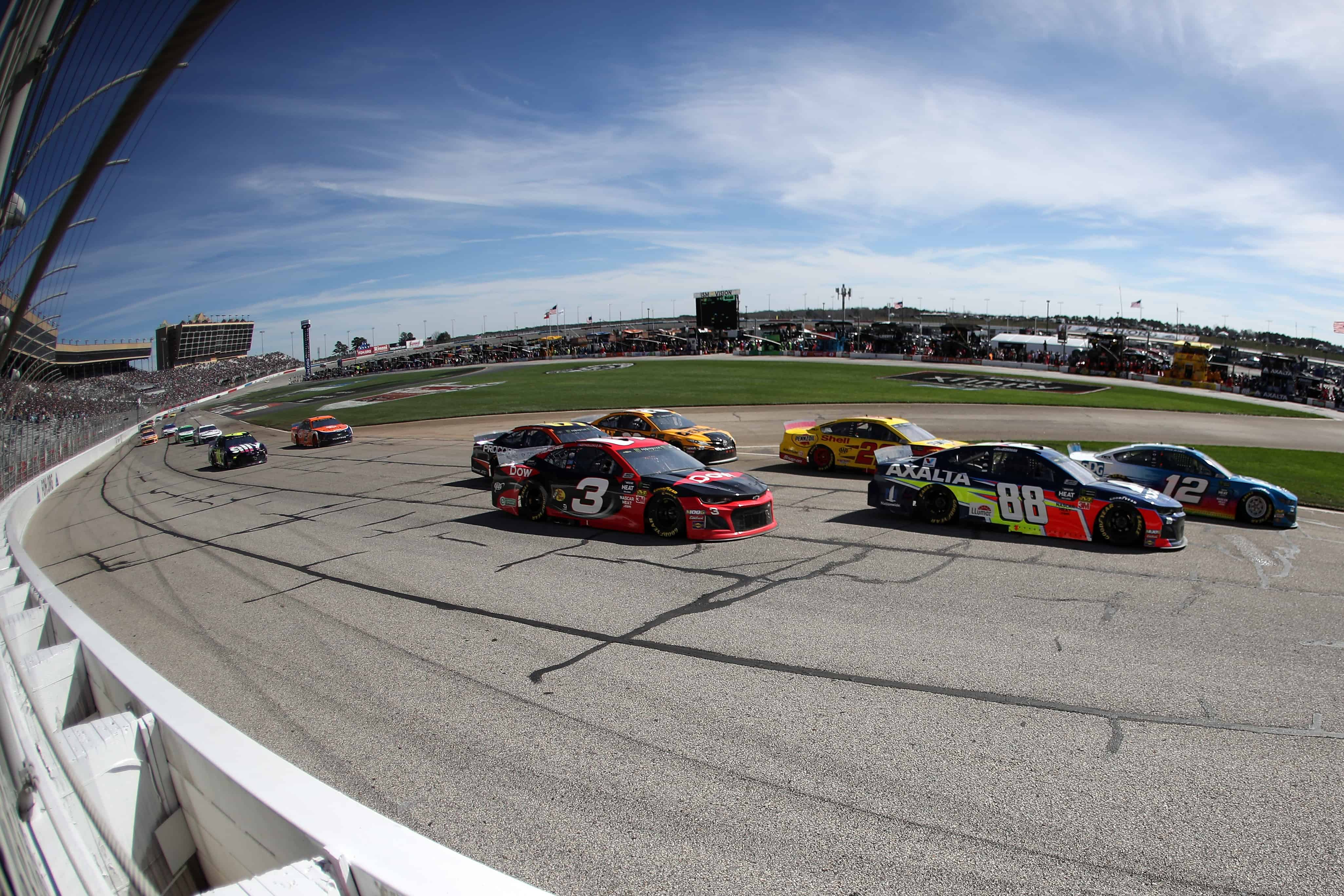 NASCAR Cup Series at Atlanta Motor Speedway
