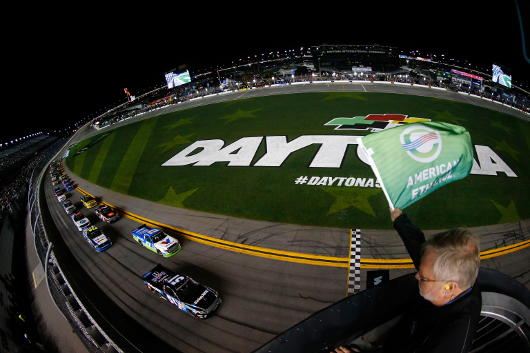 NASCAR Gander Outdoors Truck Series at Daytona International Speedway